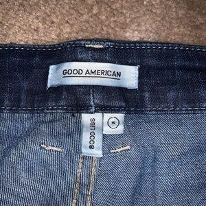 High Waist Good American Jeans